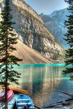 Lake Moraine - Banff National Park | GI 365