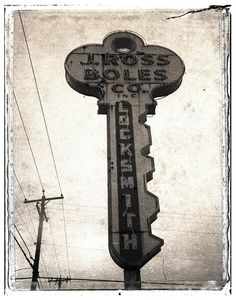 big key: j. ross boles I just love key ... anew ideal for a board....yeah