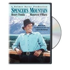 Spencer's Mountain.  Another childhood favorite.