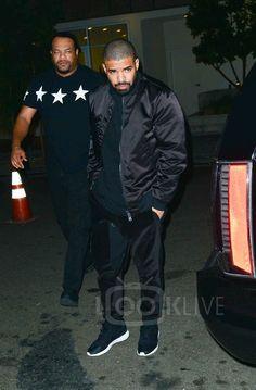 Drake Hollywood 2015 10 12