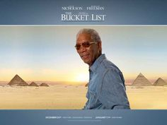2007 the bucket list wallpaper