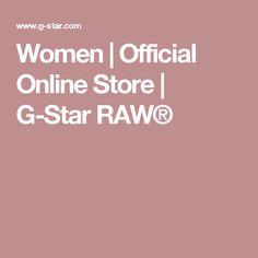 Women | Official Online Store | G-Star RAW®