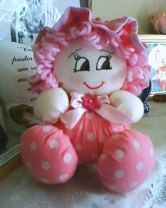 1 million+ Stunning Free Images to Use Anywhere Sock Crafts, Sewing Crafts, Diy And Crafts, Sewing Projects, Arts And Crafts, Paper Crafts, Baby Knitting, Crochet Baby, Doll Patterns