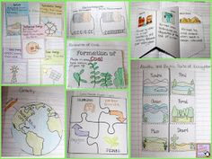 The Science Penguin: MORE Interactive Science Notebook Templates