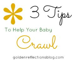 3 Tips to Help Your Baby Crawl! Common sense tips from an OT Gross Motor Activities, Gross Motor Skills, Infant Activities, Teaching Handwriting, Pediatric Occupational Therapy, Crawling Baby, Early Intervention, Baby Development, Christian Parenting