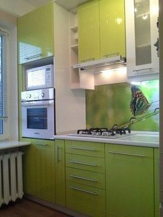 Маленькая, удобная кухня / IP Neo