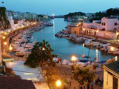 Ciutadella, Menorca.