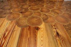 Hardwood Floor Inlays traditional wood flooring. Floor