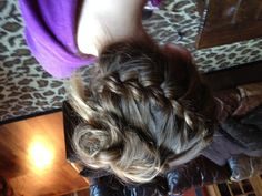 Perfect lazy day hair!