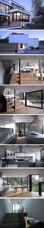 House Zochental by Liebel Architekten BDA - Journal of Design / TechNews24h.com