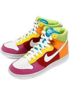 competitive price 9f663 80831 Celebrities who wear, use, or own Nike Womens Dunk High Premium Metallic  Rainbow. Also discover the movies, TV shows, and events associated with Nike  ...
