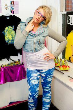 Faye de-Boorder X PlanetZero