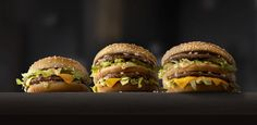 Does the McDonald's #BigMac need to bigger or smaller or stay the same? McDonald's is testing  options now http://www.news-sentinel.com/living/McDonald-s-testing-bigger--smaller-Big-Macs2016-04-22T11-38-49 trynewfoods.blogspot.com