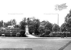 Photo of Enfield, Chase Side from Francis Frith Enfield Middlesex, Enfield Town, Greater London, Photo Online, Historical Photos, Old Photos, Past, Childhood, Places