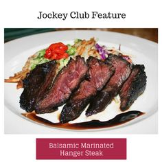 ... , Tender Steak, Picture, Marinated Hanger, Crispy Potatoes, Steak Pan