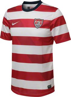 United States Soccer Youth Nike Home Replica Jersey Soccer Pro 3e114014cbd1