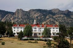 """The Stanley, or The Overlook Hotel. This was featured in the infamous Stanley Kubrick movie """"The Shining"""" with Jack Nicholson."""