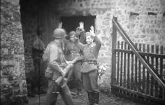 3 juillet 1944 : Des éléments du 1er bataillon du 508th Parachute Infantry Regiment (82nd Airborne division) investissent le hameau de l'Auvrairie situé sur la commune de Varenguebec (near la Haye du Puits)