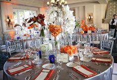 Ice Blue and Silver Wedding | Posh and Glam wedding at La Valencia Hotel La Jolla: Michelle and ...
