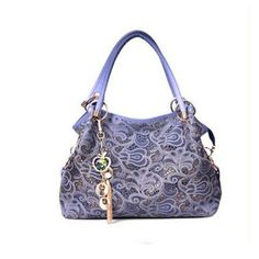 Woman National Wind hollow Handbags