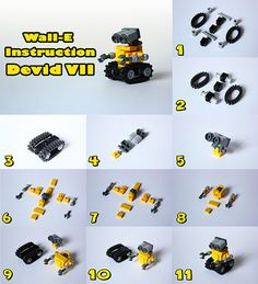 """Wall-E Instruction 