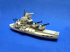 Battleship. mini size | Flickr - Photo Sharing!