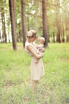 Mother and Daughter Photo Session: Brandi Smyth Photography