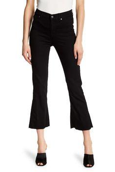 Image of Cheap Monday Kick Spray Crop Jeans