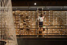 Yellow Earth Flagship store by Tandem Design Studio, Melbourne – Australia