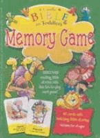 Memory and matching game using 48 cards featuring 24 Bible Stories.
