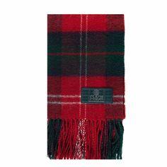 Chisholm Tartan Scarf from Gretna Green #TartanScarf #PlaidScarf £14.99