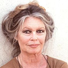 Brigitte Bardot  aging gracefully