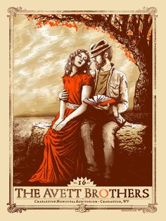 LOVE this poster from the Charleston show... Would love it more on my own wall!! Or the boyfriend's.... :)