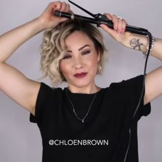 #Hairvideo #hairvideos #hairtutorials #wandcurls #shorthairdontcare #hairtutorial #undercutgirls #shorthairstyles #voluminoushair #sidebraids #pinteresthair #sidebraid #shorthairideas #braids #undercut #shorthairstyle #bobhairstyle #undercutgrowout #shorthair