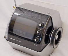 portable TV Toshiba Modell 5SE