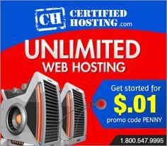 Business Stuff: Unlimited Web Hosting