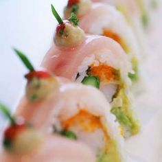 Canned Tuna sushi-style roll
