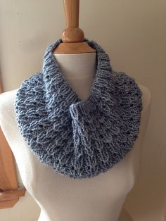 Project Gallery for A cowl for every season pattern by maanel - aran weight - alternative directions for DK weight - free pattern