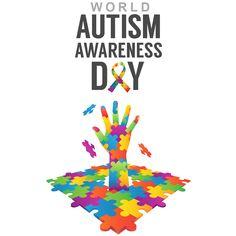 Today is #WorldAutismAwarenessDay