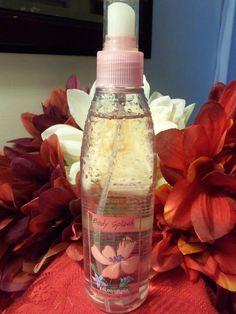 NEW Bath & Body Works FLOWERING HERBS Splash 8 fl. oz. ~ RETIRED & VHTF!! ~ #BathBodyWorks