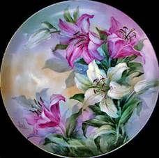 barbara jensen porcelain artist pinecones - Bing images