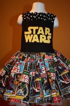 Star Wars Party dress
