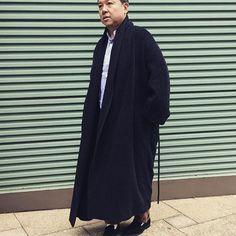 HERMES Martin Margiela Knit Coat  #HERMES #MartinMargiela