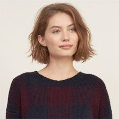Short messy hairstyles for round faces Bob Hairstyles Faces Hairstyles Messy Short Bob Haircut For Round Face, Round Face Haircuts, Hairstyles For Round Faces, Messy Hairstyles, Short Hair For Round Face, Hairstyle Images, Bobs For Round Faces, Short Bob Thick Hair, Short Bob Round Face