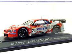 1/43 ザナヴィ GT-R #23 JGTC 2003 エブロ http://www.amazon.co.jp/dp/B00IMWO9JQ/ref=cm_sw_r_pi_dp_bZwMub03G6M3E