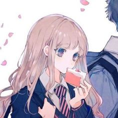 Anime Couples Drawings, Couple Drawings, We Heart It, Image Couple, Cute Emoji Wallpaper, Avatar Couple, Icon Collection, Matching Icons, Matching Pfp