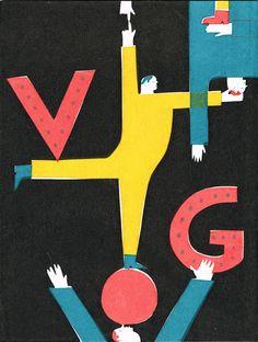 Postcard Club - Max Machen Illustration