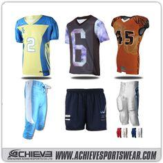 d7c6dbcc9 7 Best Achieve American football uniforms images