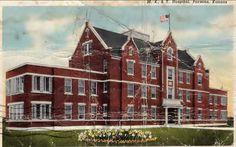 M.K.T. Hospital, Parsons, KS