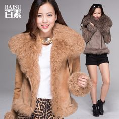 Find More Information about 2014 Winter New Super Big Lamb Fur Collars  Suede sheep Fur One Short Slim Fashion Female High Quality Coat Parka Free Shipping,High Quality fur blanket,China parka apparel Suppliers, Cheap fur winter boots women from Lichuan galaxy international trading company on Aliexpress.com